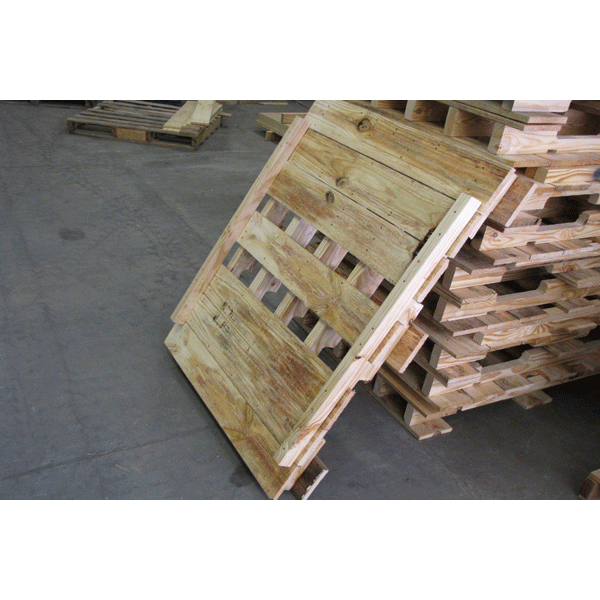 Crates and Pallets