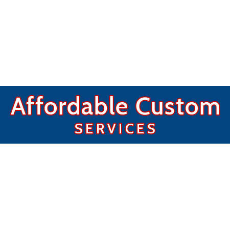 Affordable Custom Services