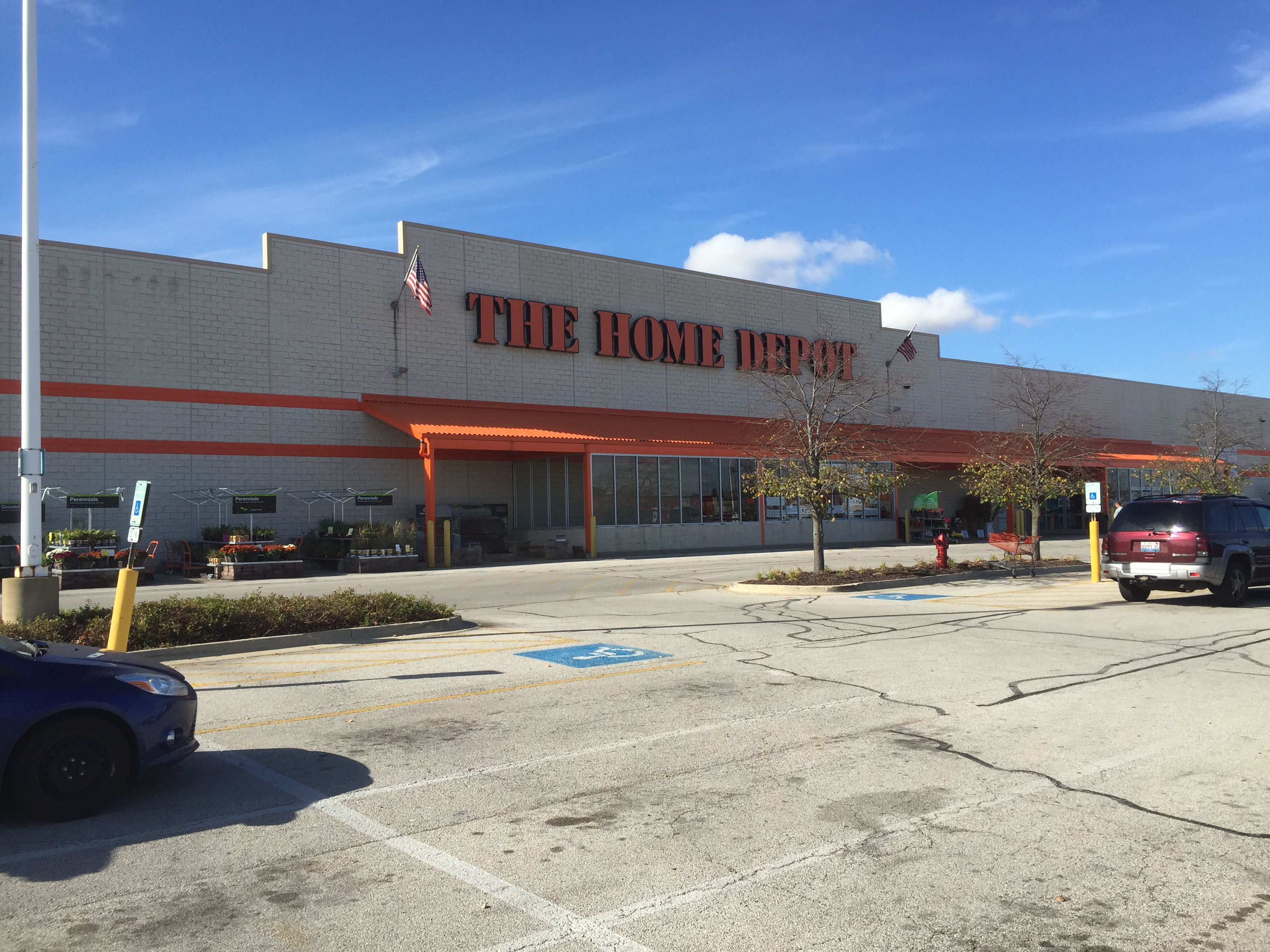 The Home Depot In Aurora Il 630 907 1