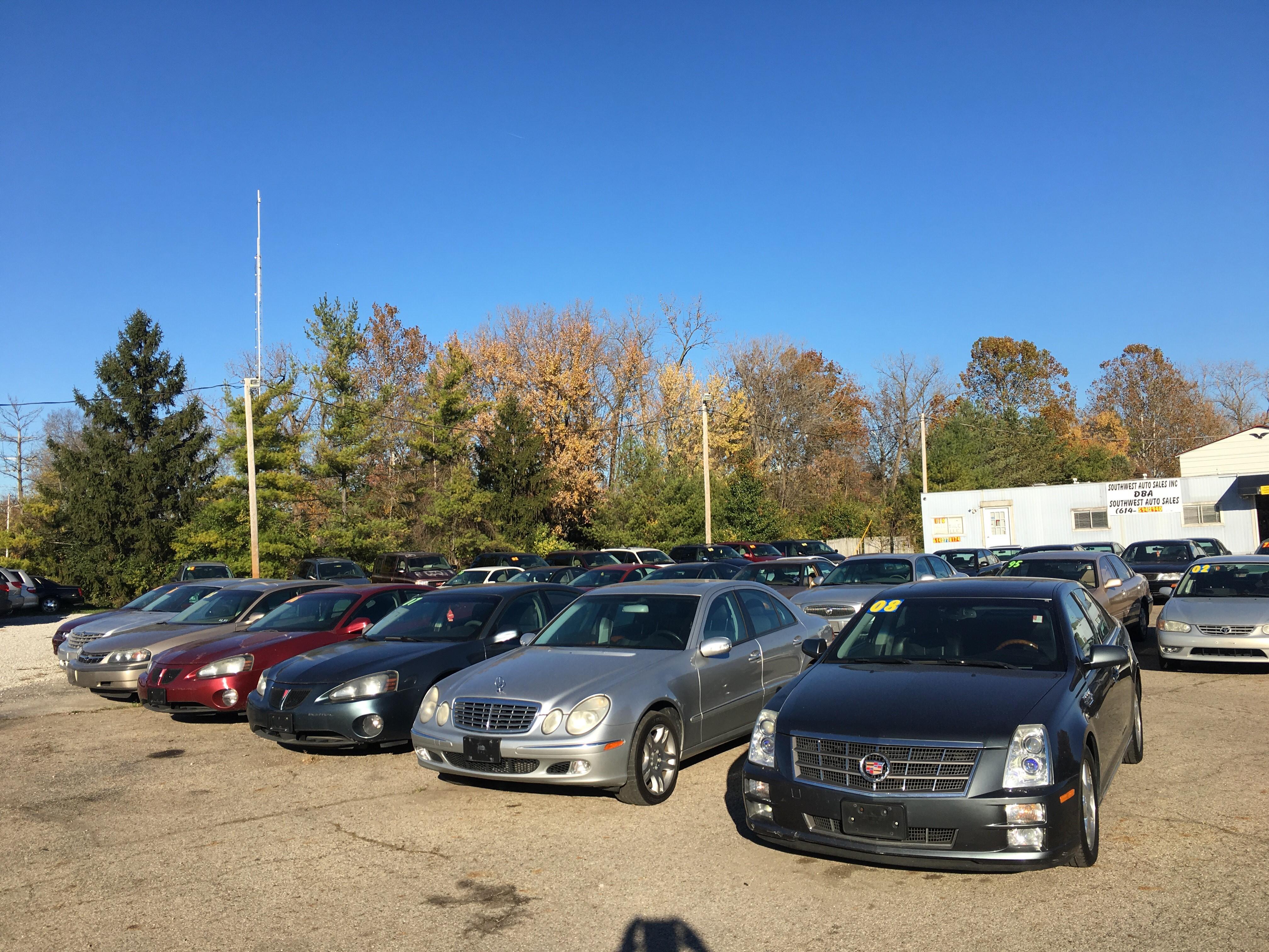 Southwest Auto Sale 2140 Harrisburg Pike Grove City OH Auto Dealers