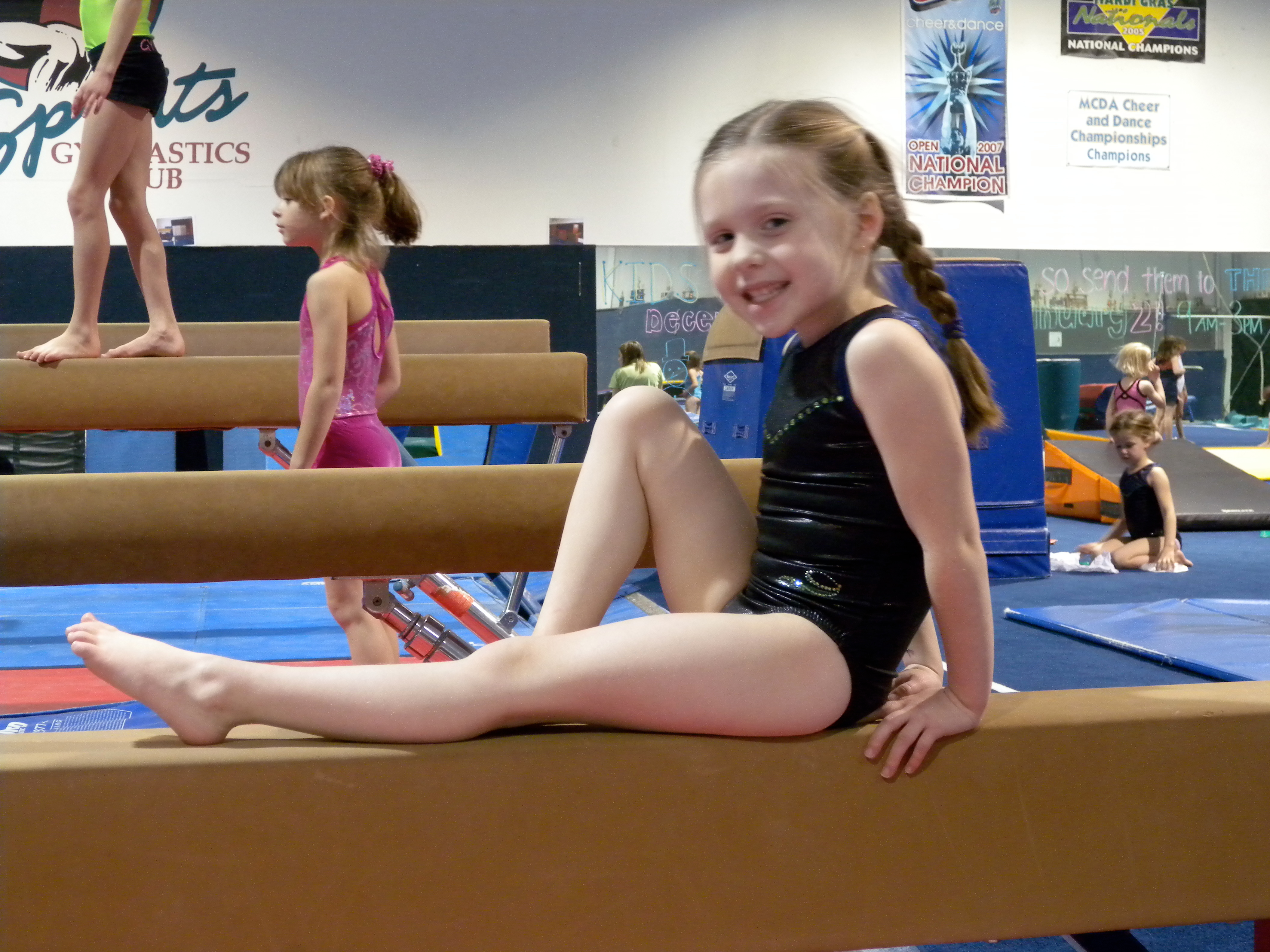 St. Louis Spirits Gymnastics Club image 1