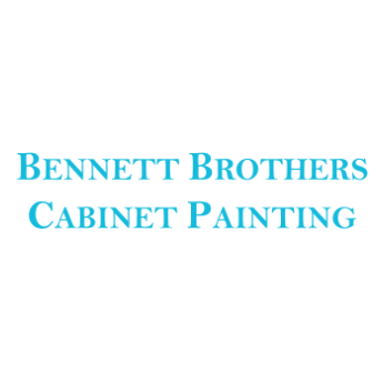 Bennett Brothers Cabinet Painting
