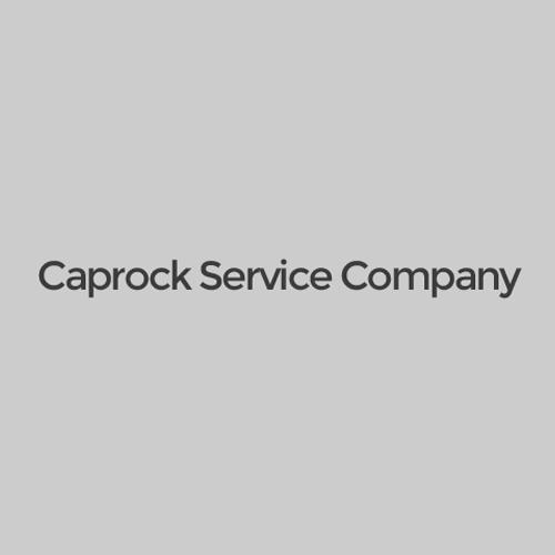 Caprock Service Company