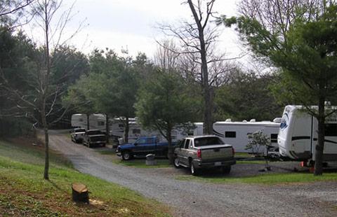 Fancy Gap / Blue Ridge Parkway KOA Journey image 4