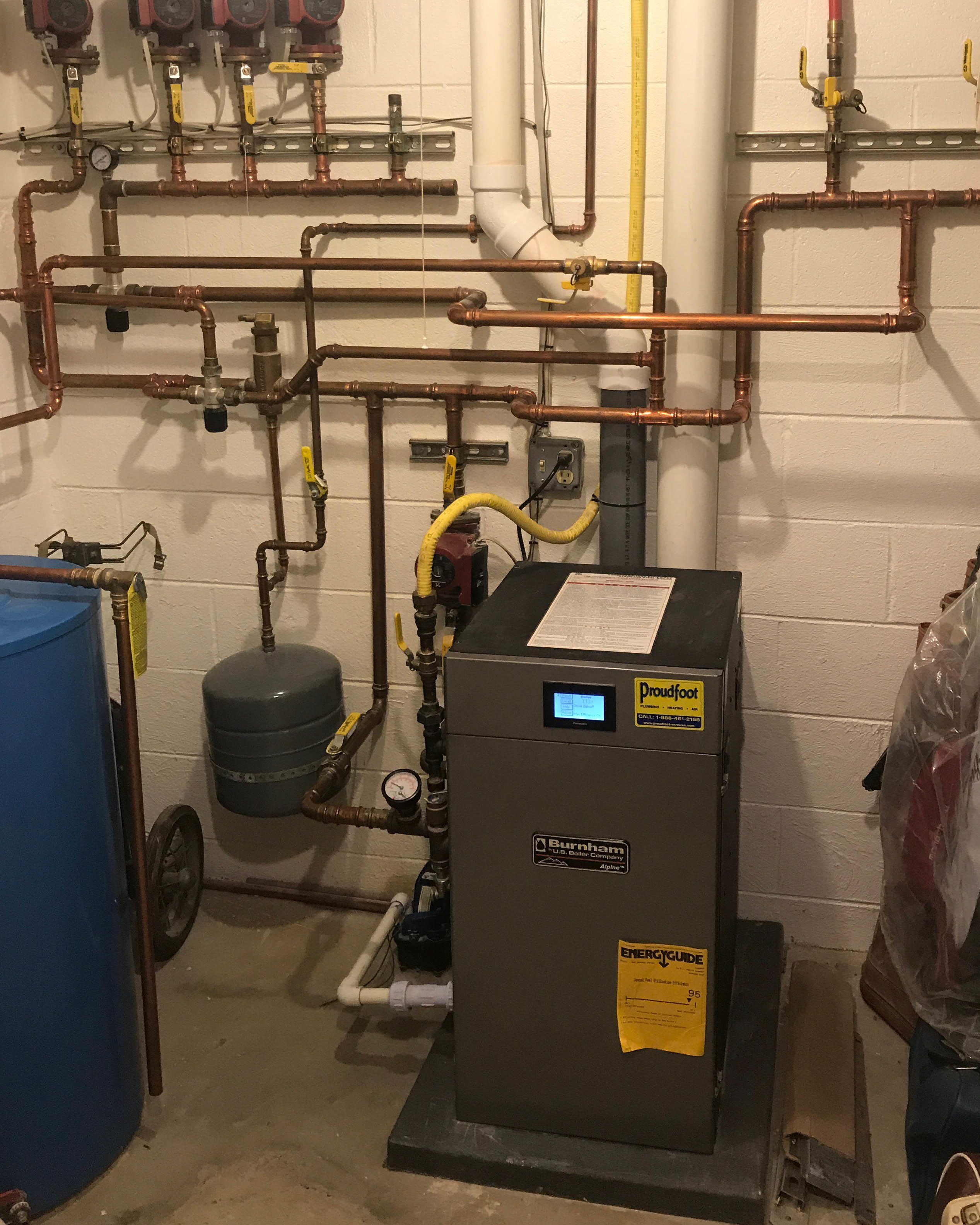 Proudfoot Plumbing, Heating and Air image 5