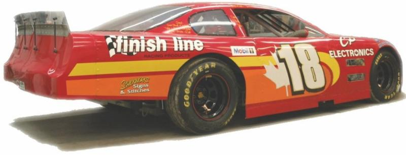 Finish Line Racing Products in Williams Lake