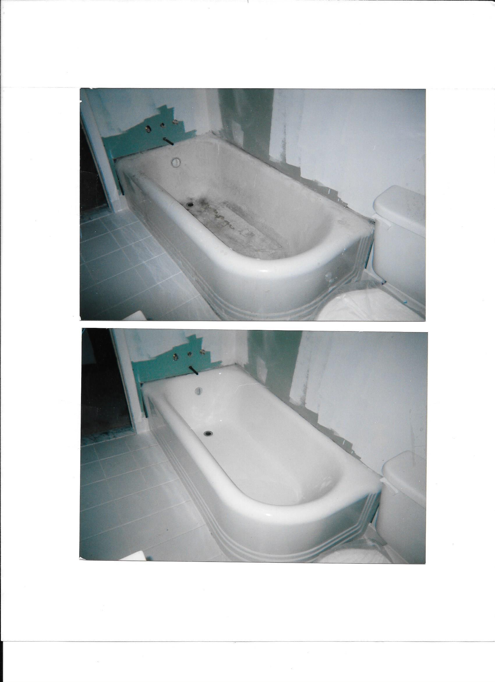 Bathtub Refinishing image 2