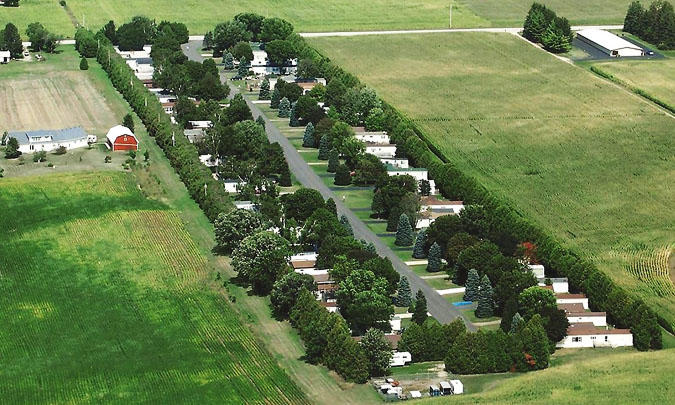 Rolling Meadows Self Storage & Manufactured Home Community image 2