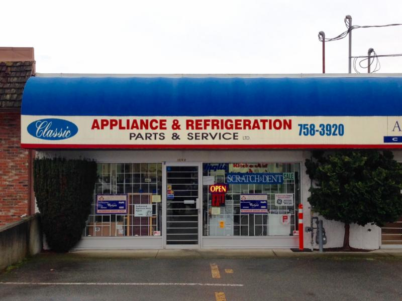Classic Appliance in Nanaimo
