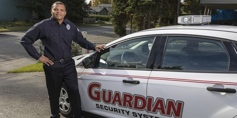 Guardian Security Systems Inc.