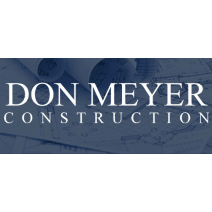 Don Meyer Construction Logo