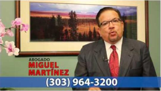 Miguel Martinez Attorney