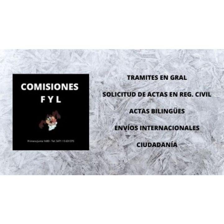 Comisiones F y L