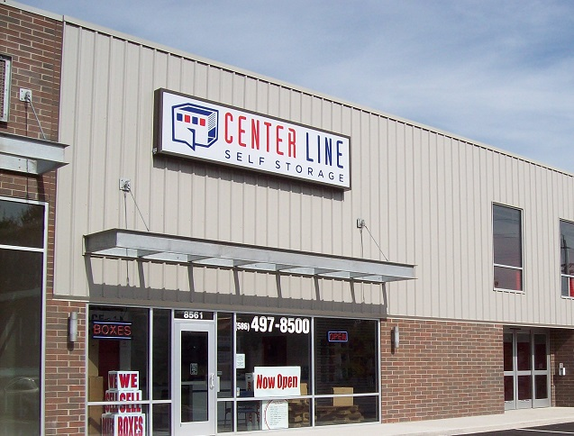 Center Line Self Storage image 0