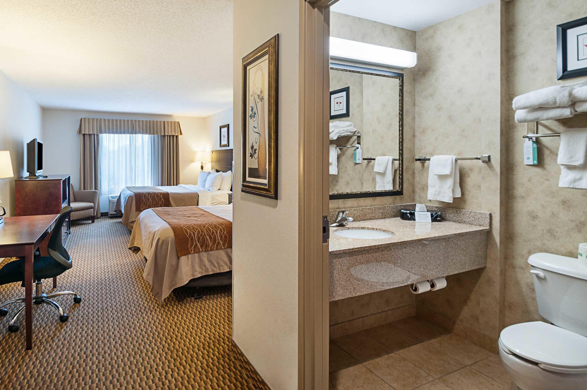 Comfort Inn & Suites Cambridge image 15