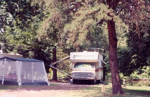 Newport / I-40 / Smoky Mountains KOA Journey image 9