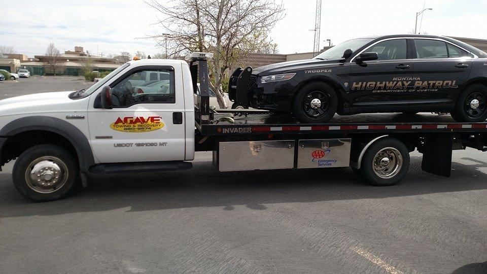 Agave Towing & Recovery image 2