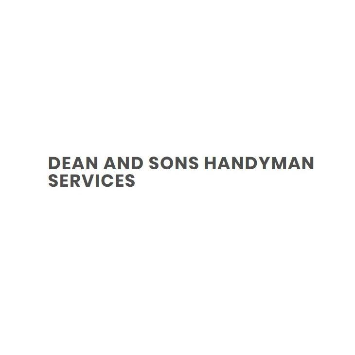 Dean and Sons Handyman Service