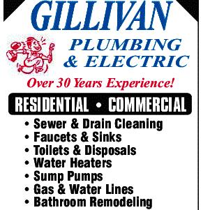 Gillivan Plumbing