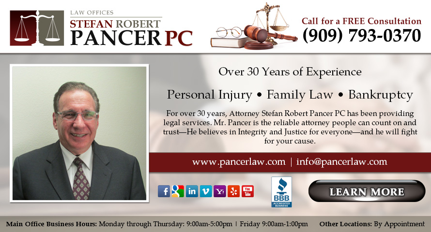 Law Offices Stefan Robert Pancer PC image 0