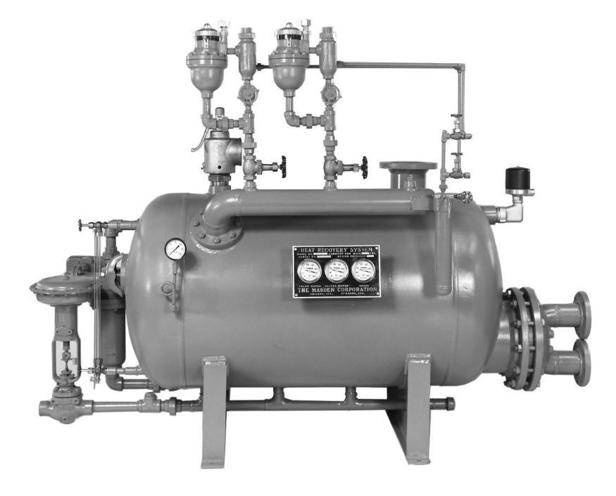 HC Type Heat Recovery System
