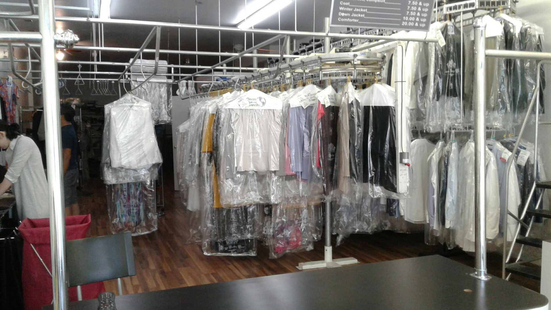 Four Seasons Dry Cleaners image 0
