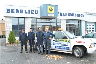 Beaulieu Transmission Automatique Inc à Victoriaville