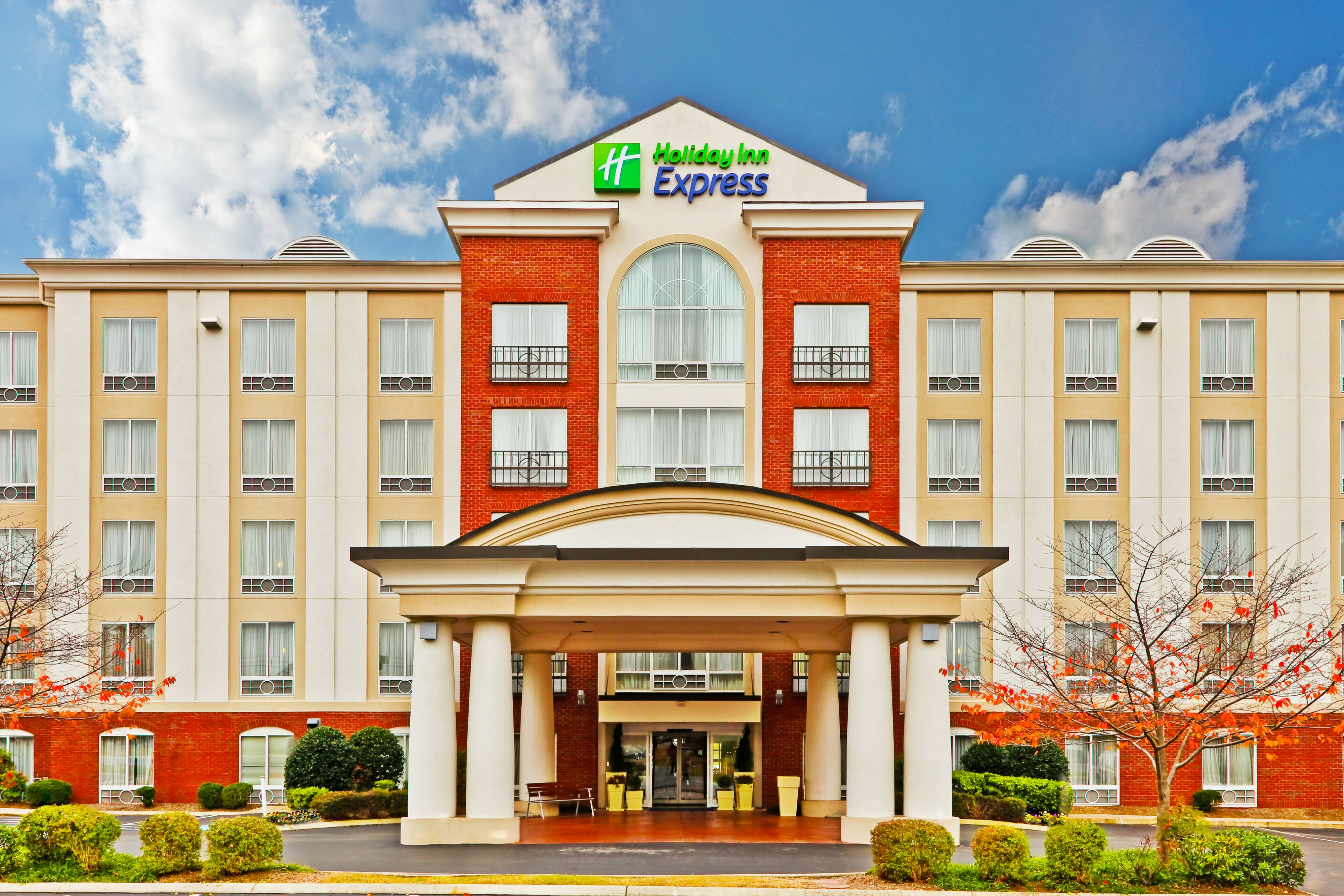 Holiday Inn Express Suites Chattanooga Downtown In
