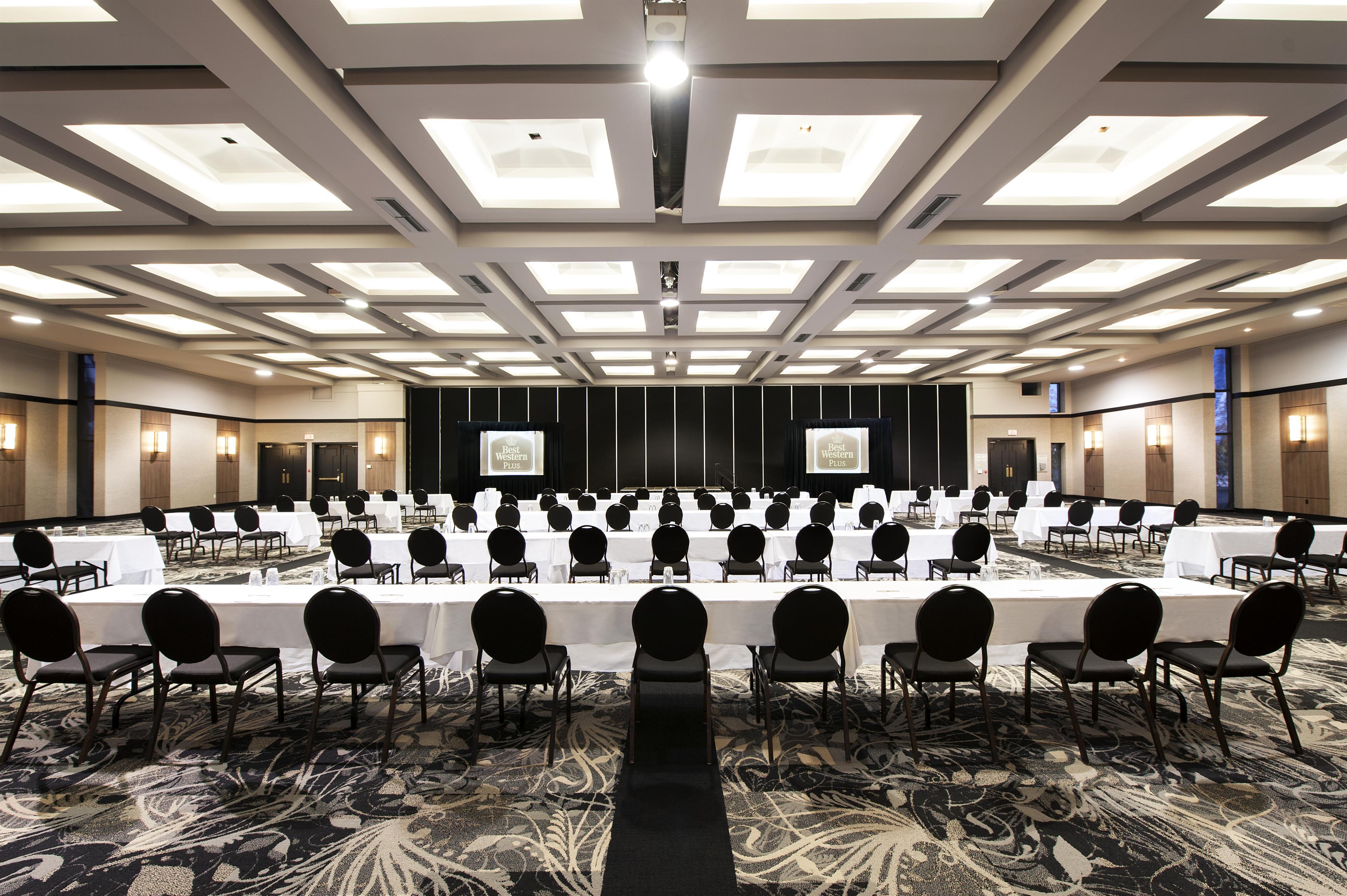 Best Western Hotel Universel Drummondville à Drummondville: Meeting Room