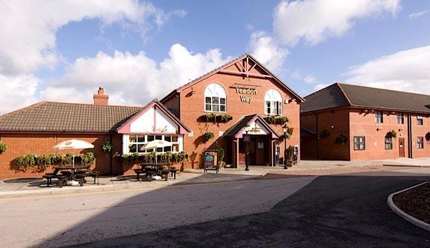Premier Inn In Blackpool Near Pleasure Beach