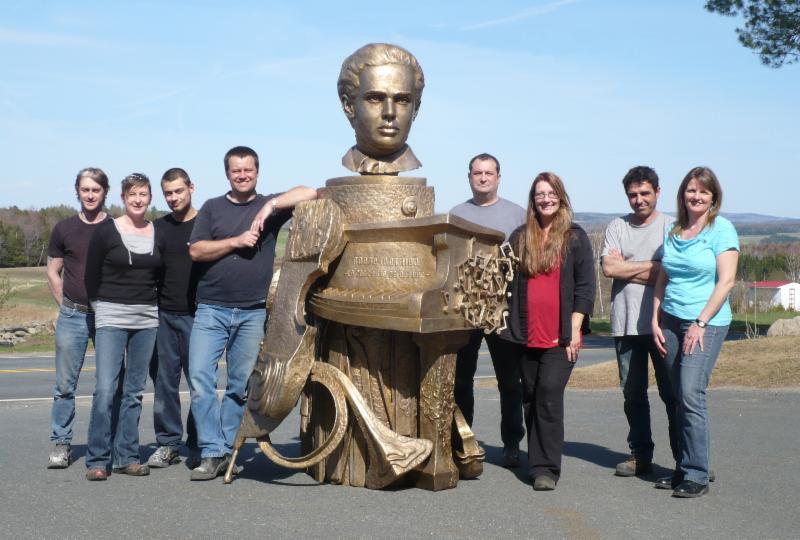 La Fonderie D'Art D'Inverness Inc  in Inverness