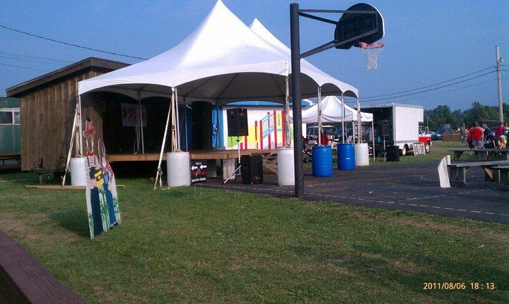 Main Event Tents image 0