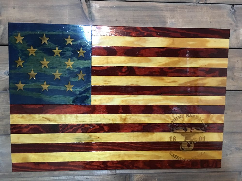 Veteran Made Woodworks, LLC image 3