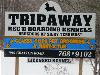 Tripaway Reg'd Boarding Kennels