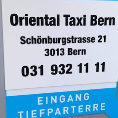 Oriental Taxi Bern