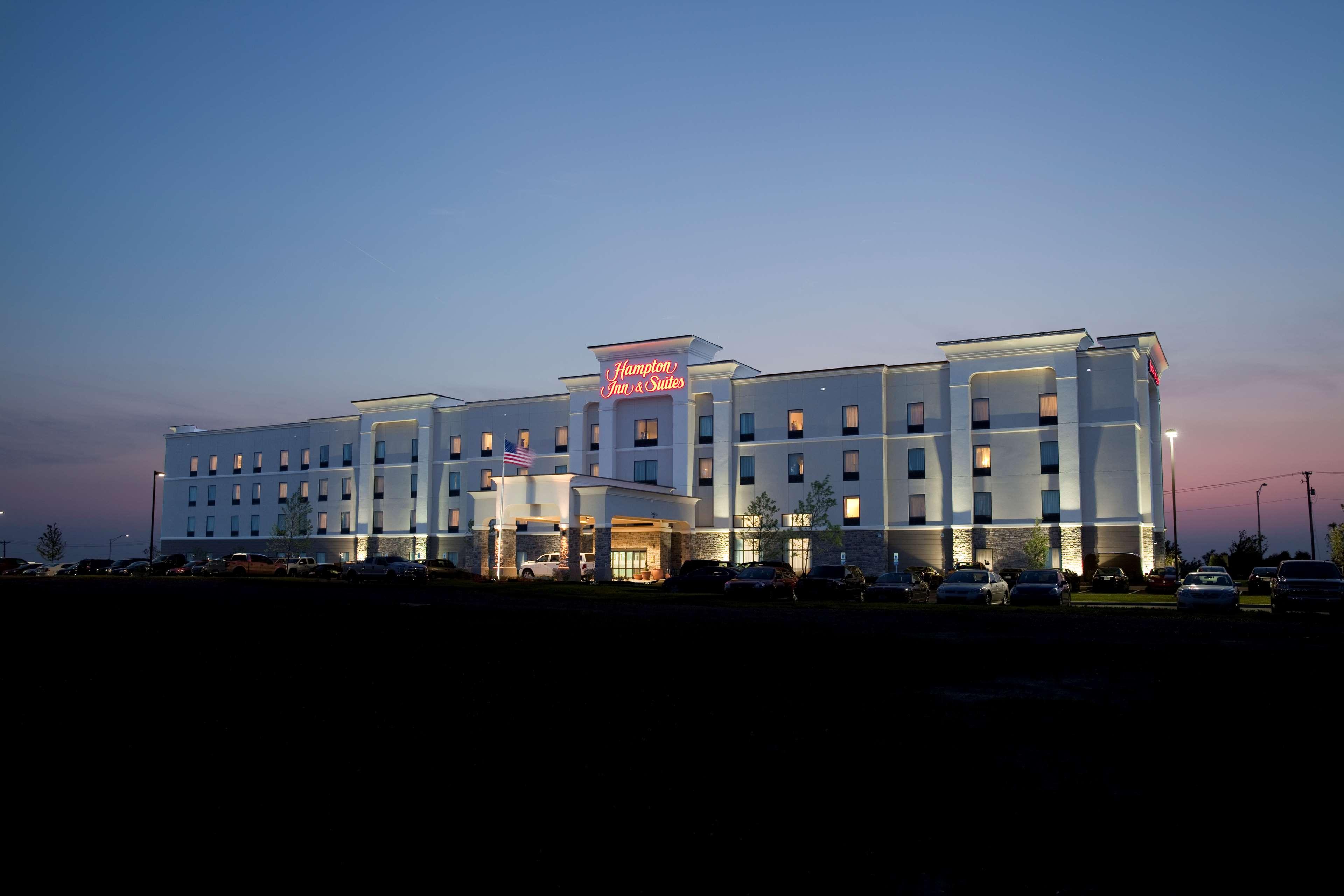 Hampton Inn & Suites Wheeling-The Highlands image 0