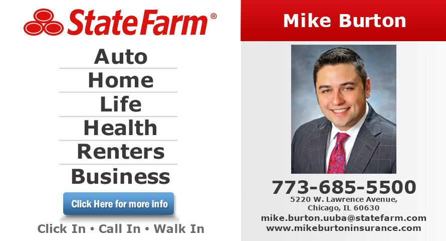 Mike Burton - State Farm Insurance Agent