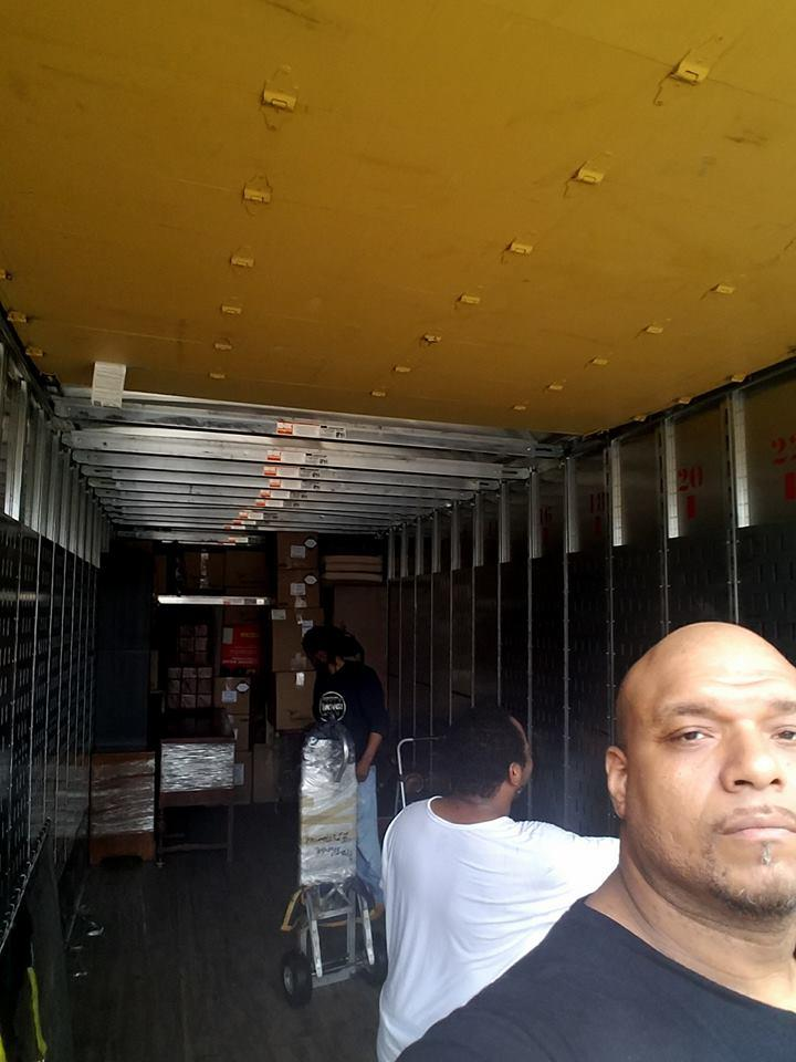 Pannell's 1st Team Moving & Delivery LLC image 2
