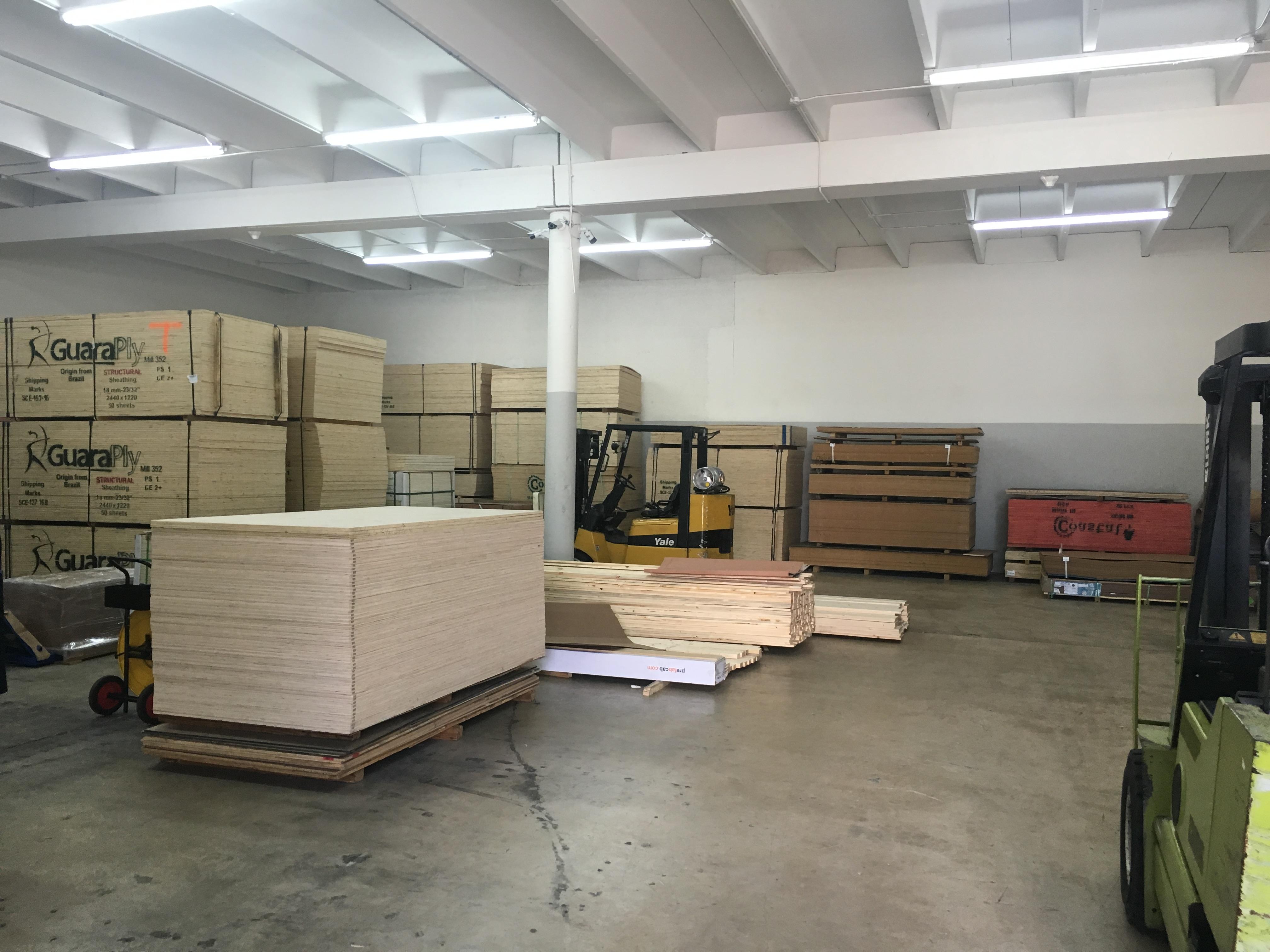 International Plywood & Lumber