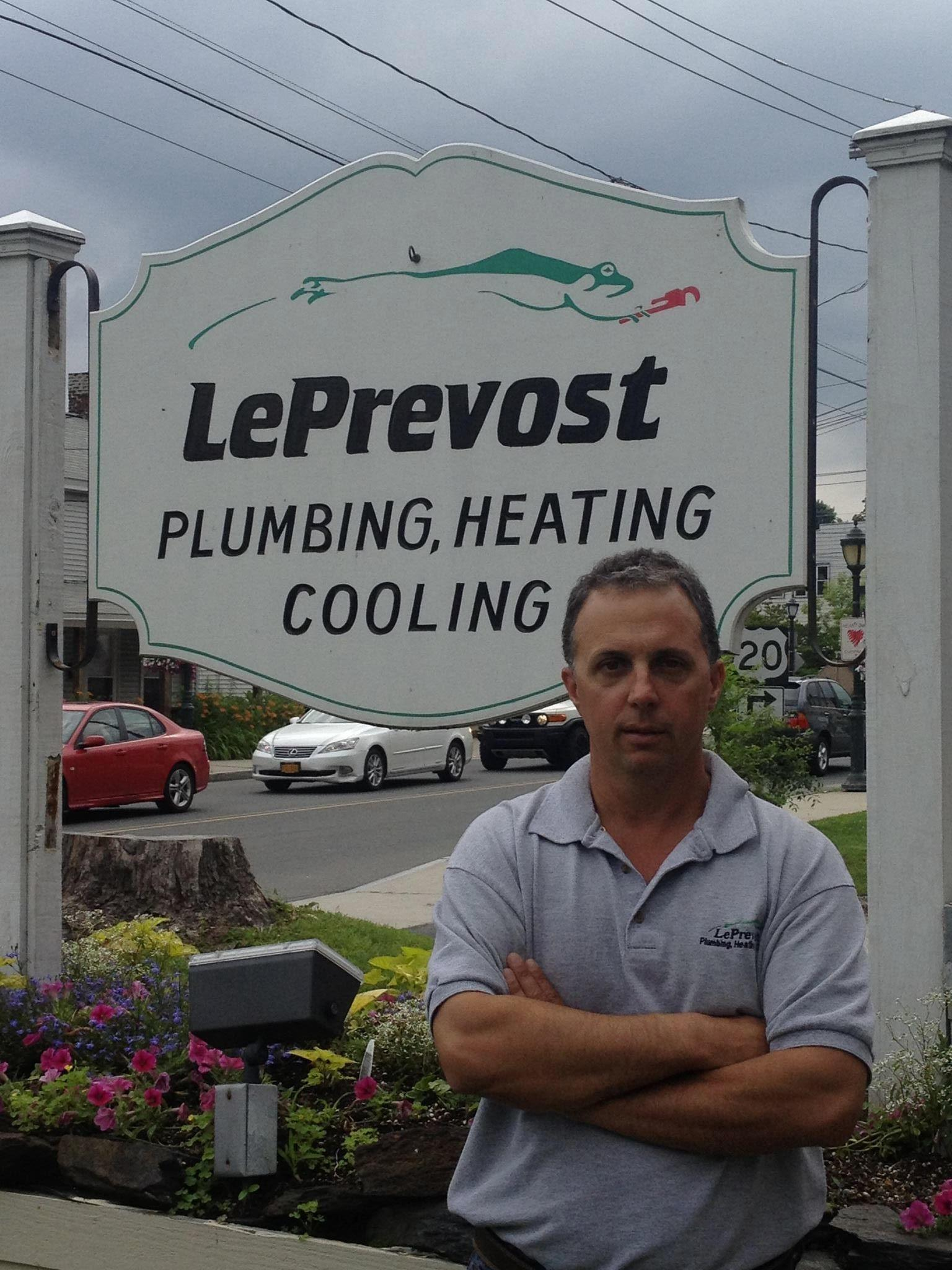 Le Prevost Plumbing Heating & Cooling image 9