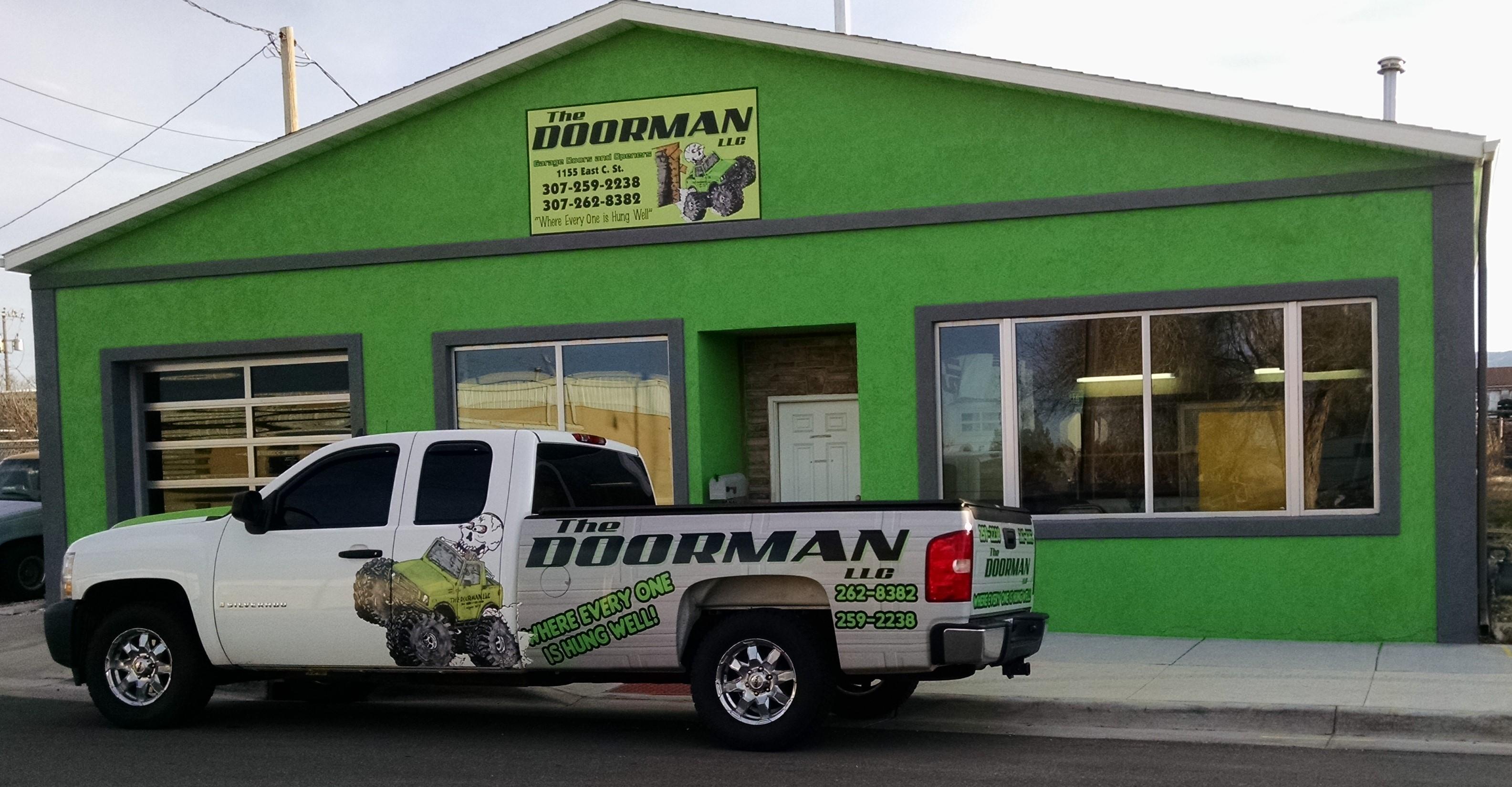 The Doorman image 1