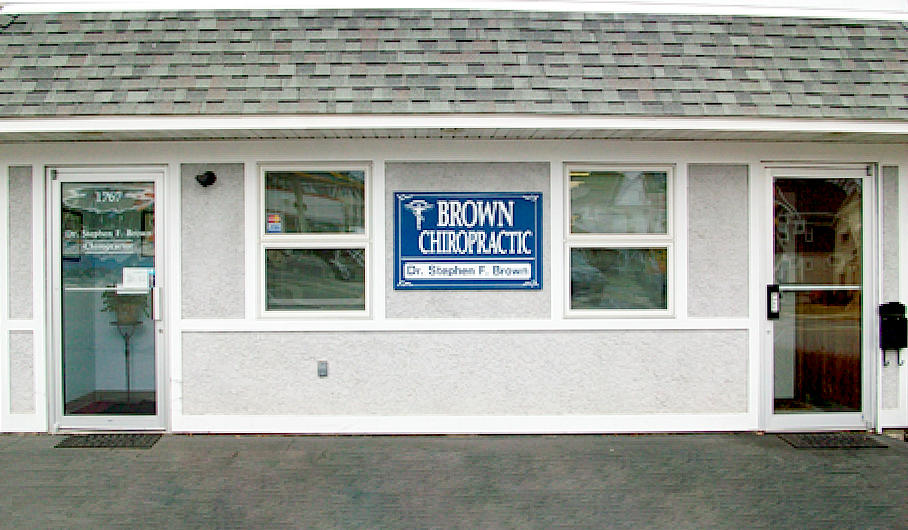 Brown Chiropractic image 0