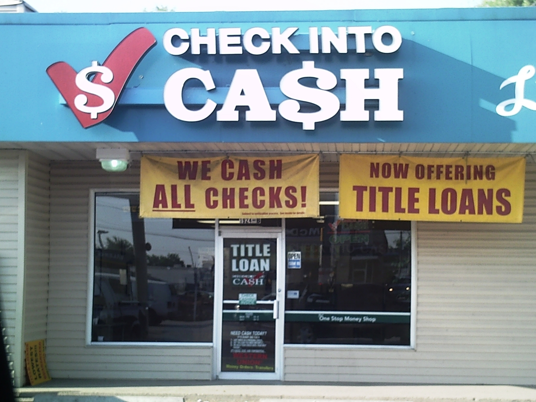 Payday Loans are also commonly referred to as Cash Advance, Payday Advances, Payday Advance Loans and Fast Cash Loans. Check City does not usually utilize traditional credit checks as part of the payday loan approval process.