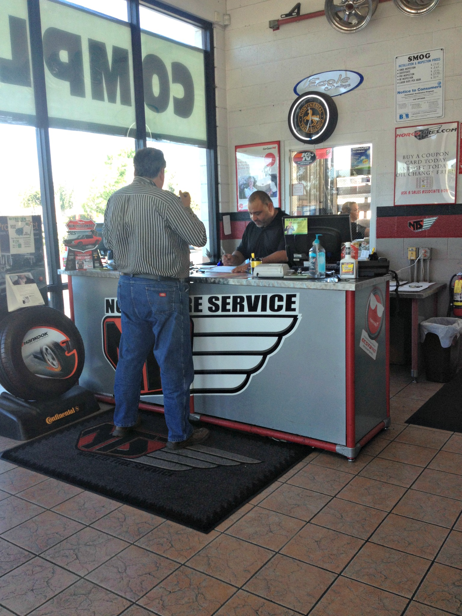 Norco Tires and Service
