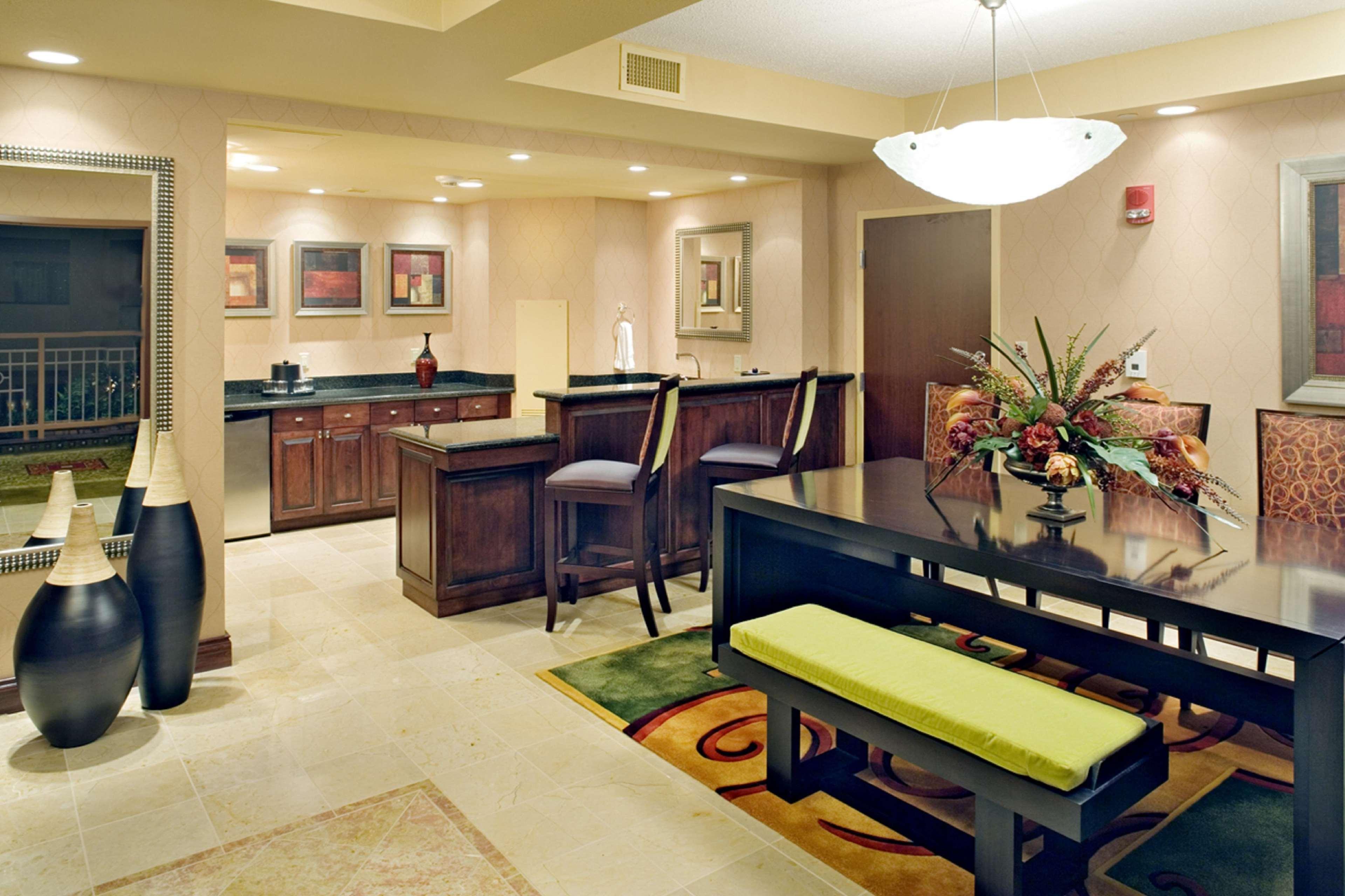 Mayor's Suite Dining Area