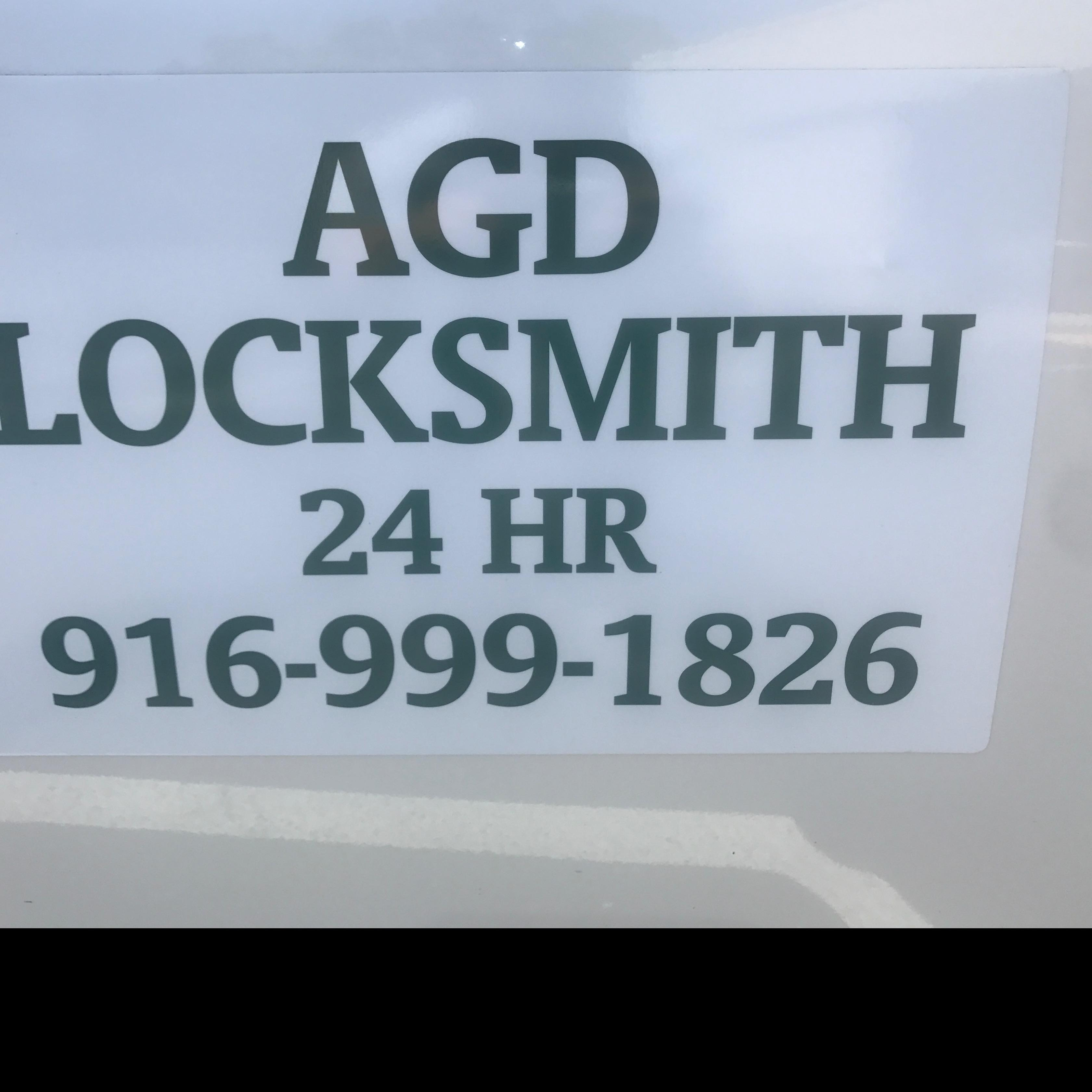 Agd locksmith inc