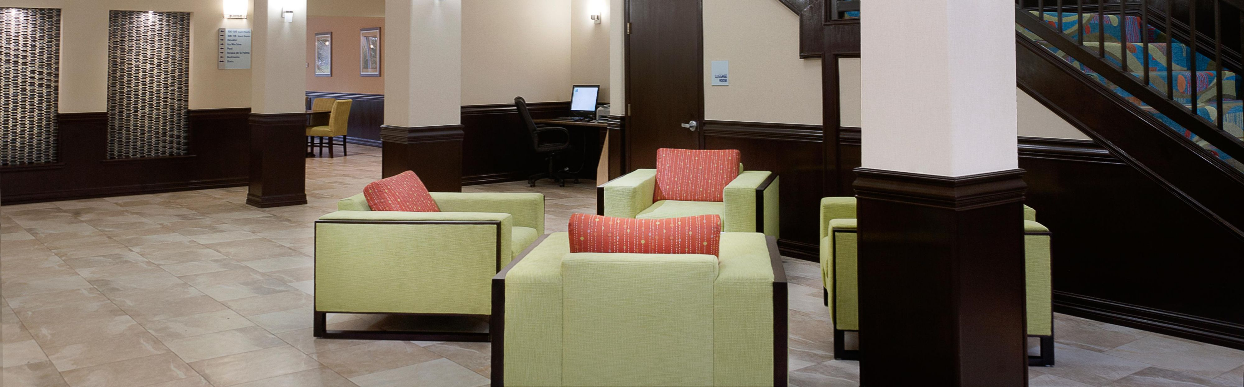 Holiday Inn Express & Suites Brownsville image 0