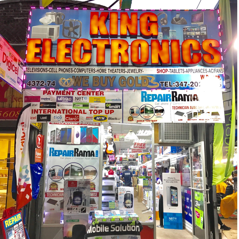 King ELectronics wp