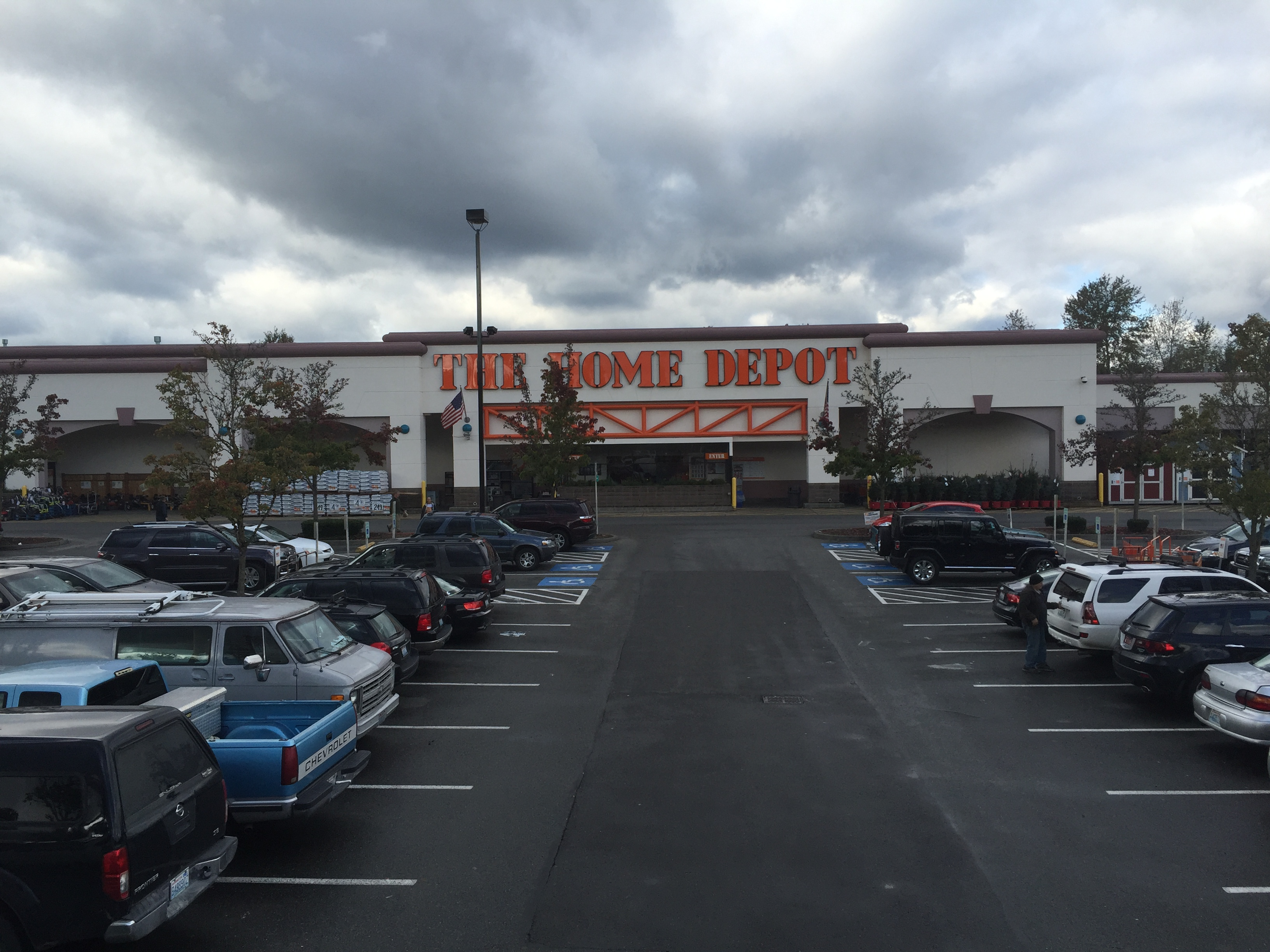 The home depot at 18333 120th ave ne bothell wa on fave for Home depot woodinville