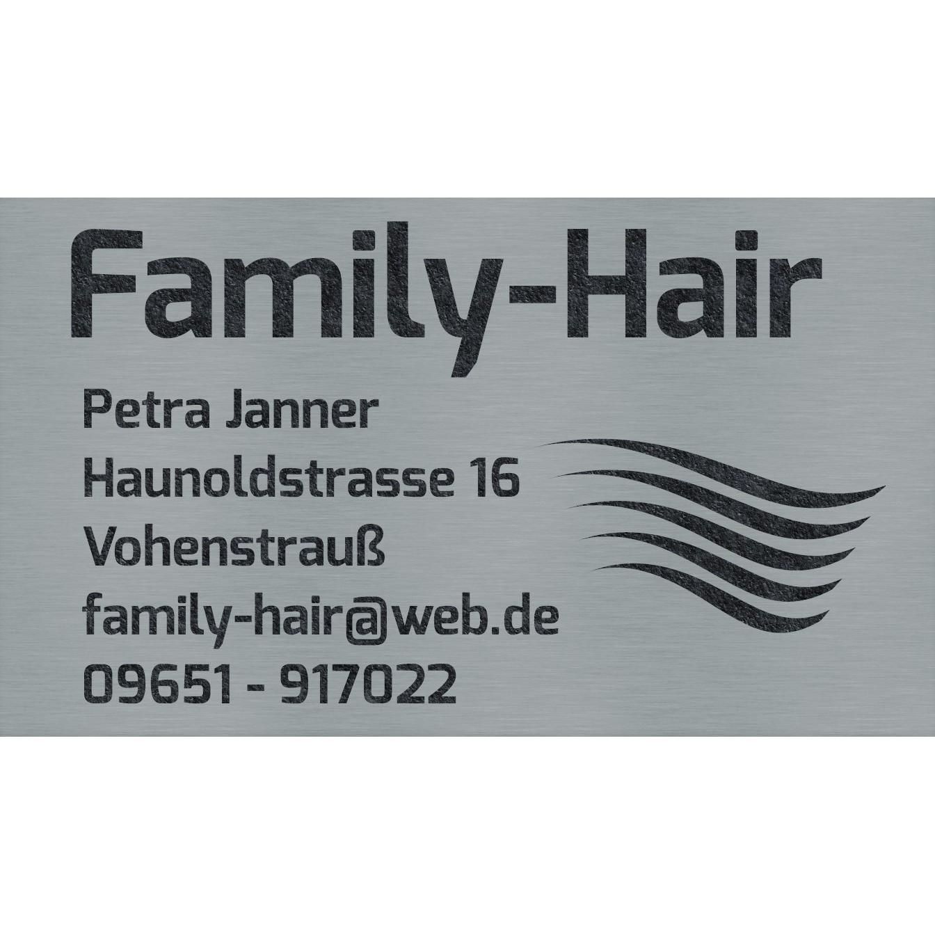 Logo von Petra Janner Family-Hair
